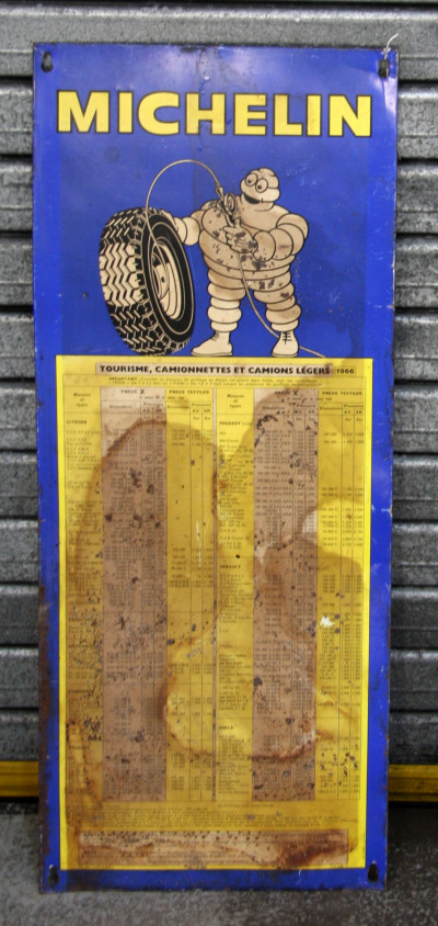 Michelin poster