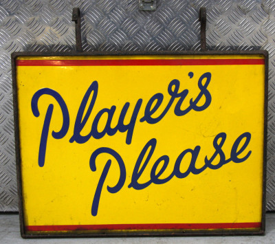 Player's Please sign