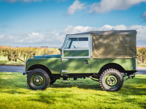 Land Rover Series 1 for sale Winchester
