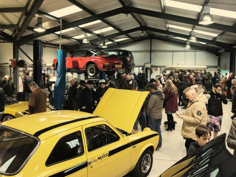 Winchester Auto Barn Breakfast Club - March 2019